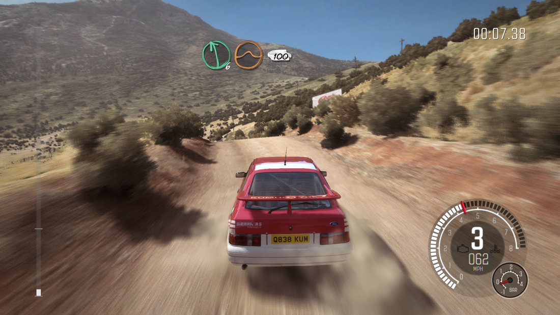 dirt rally xbox one review. Black Bedroom Furniture Sets. Home Design Ideas
