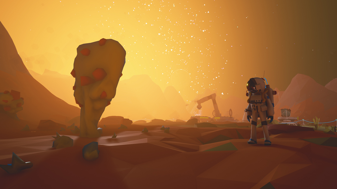 Astroneer version 1 0 gets February release date for PC and