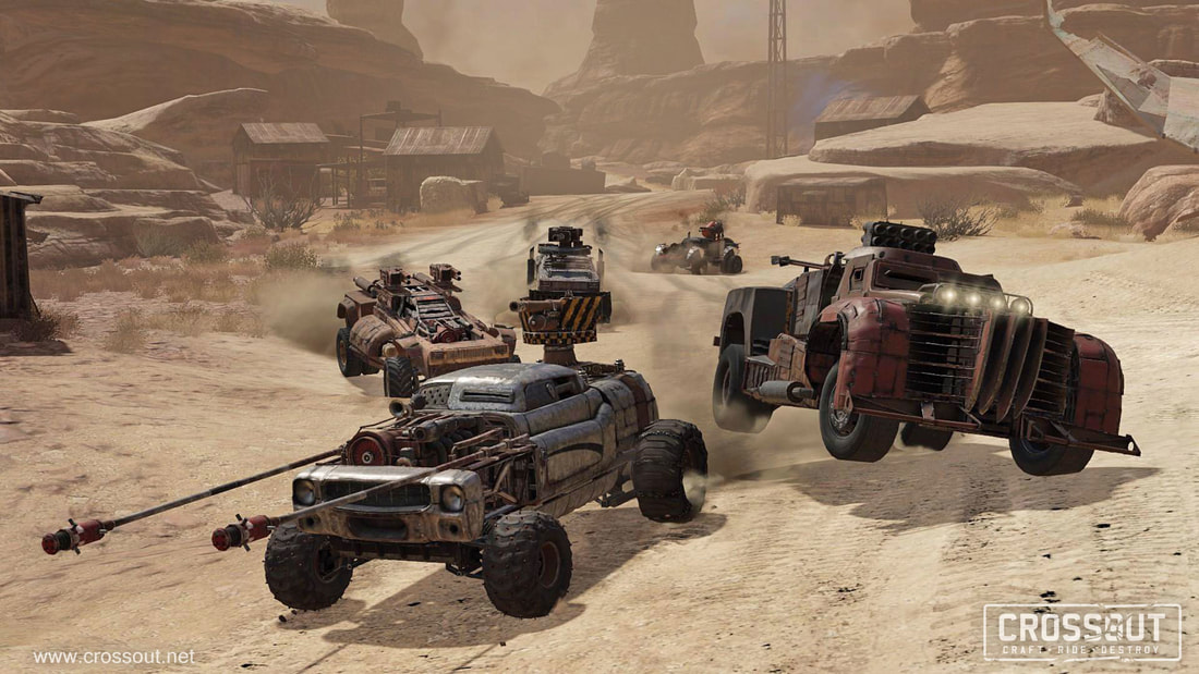 Crossout | Xbox One | Review