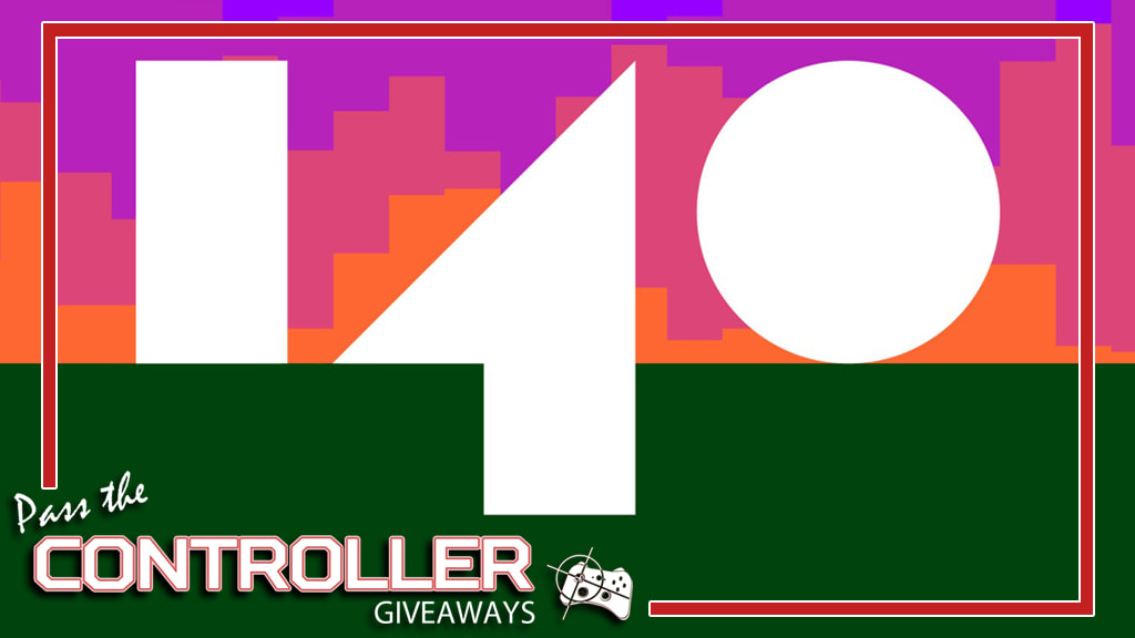 140 Steam giveaway - Pass the Controller