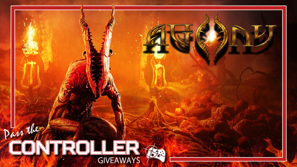 Agony Steam giveaway - Pass the Controller