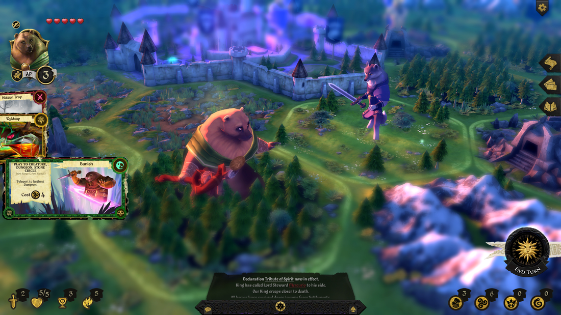 Armello coming to Switch this month, pre-orders now live - Pass the Controller
