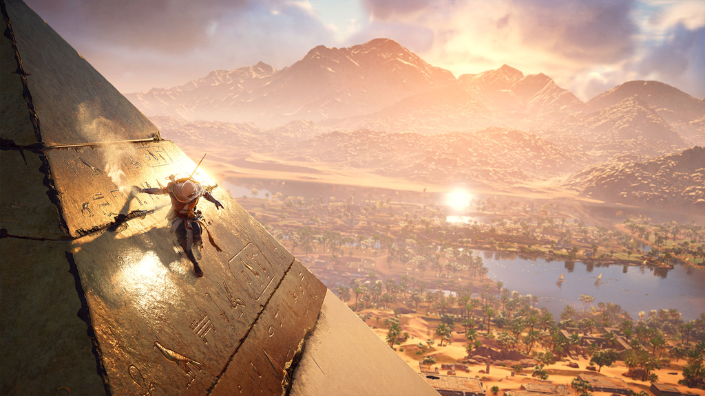 Ubisoft have announced that the second expansion coming to Assassin's Creed Origins, The Curse of the Pharaohs, launches tomorrow