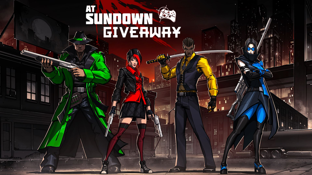 At Sundown: Shots in the Dark Xbox One giveaway header - Pass the Controller