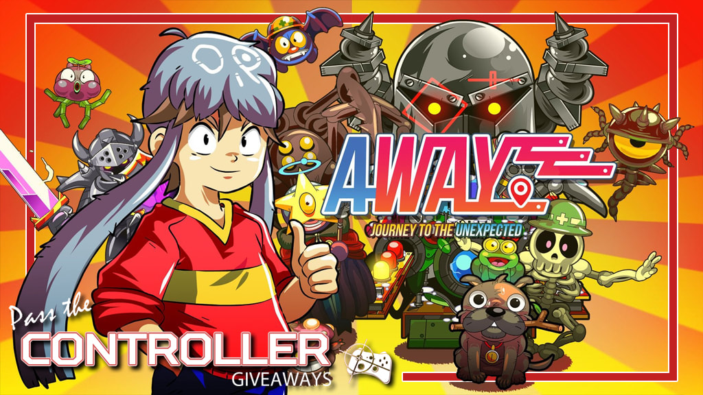 AWAY: Journey to the Unexpected Steam giveaway - Pass the Controller