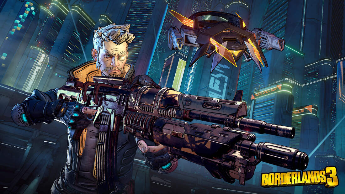 Borderlands 3 review at Pass the Controller - Zane