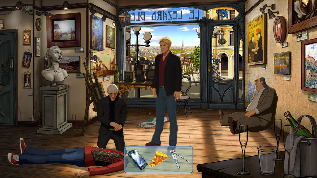 Broken Sword 5 - the Serpent's curse debuts on Switch in September - Pass the Controller