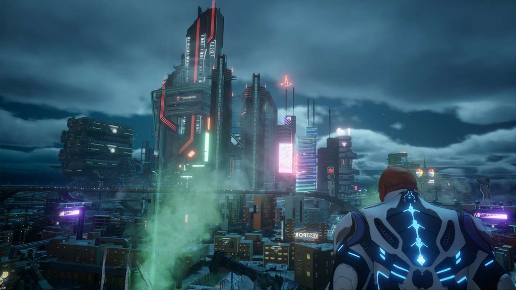 Crackdown 3 review - Into the fray