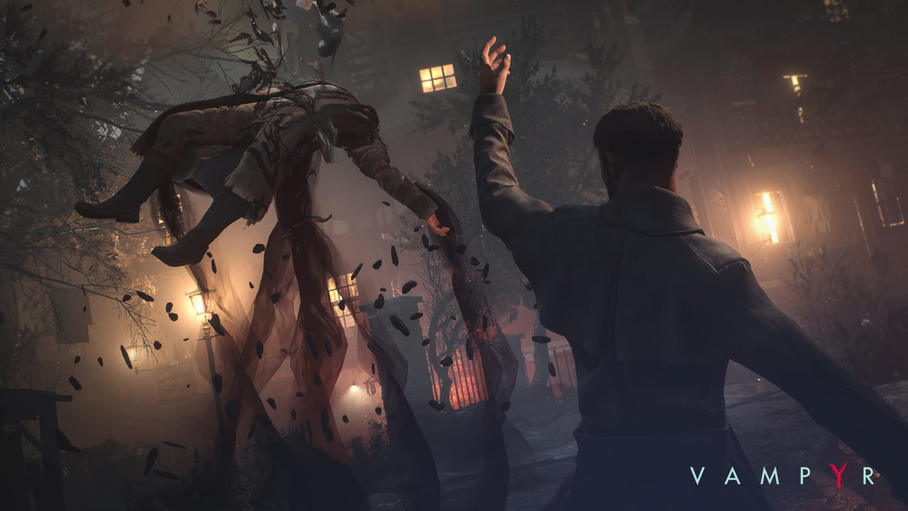 DontNod have released a teaser trailer for a new webseries that takes a behind-the-scenes look at Vampyr