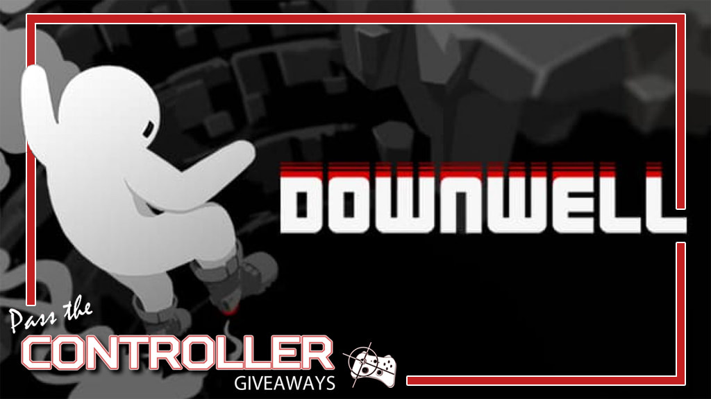 Downwell Steam giveaway - Pass the Controller