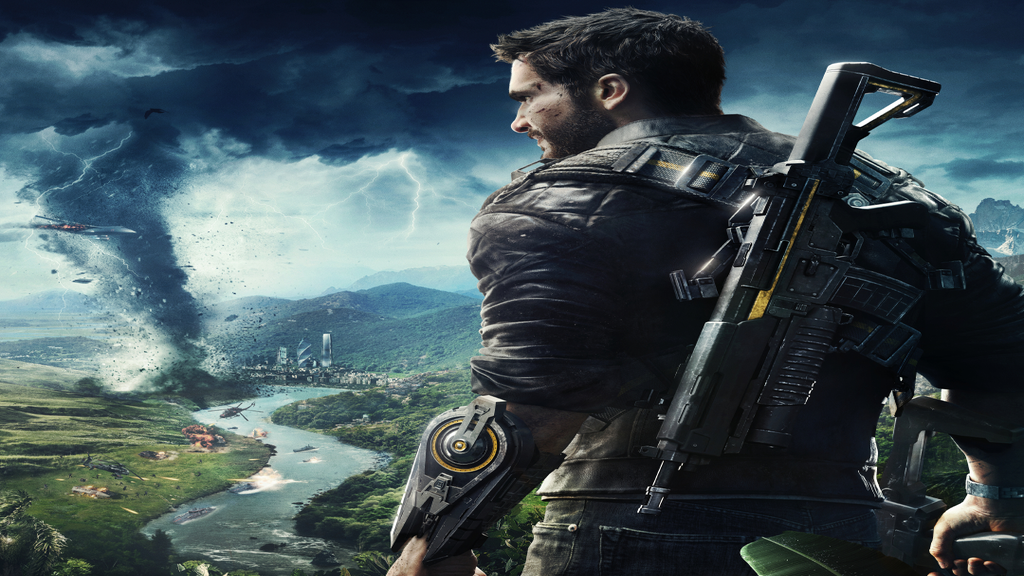 Explosive new Just Cause 4 trailer reveals more of the story - Pass the Controller