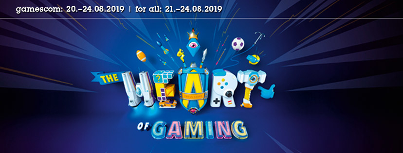 Gamescom 2019 livestream schedule - Pass the Controller