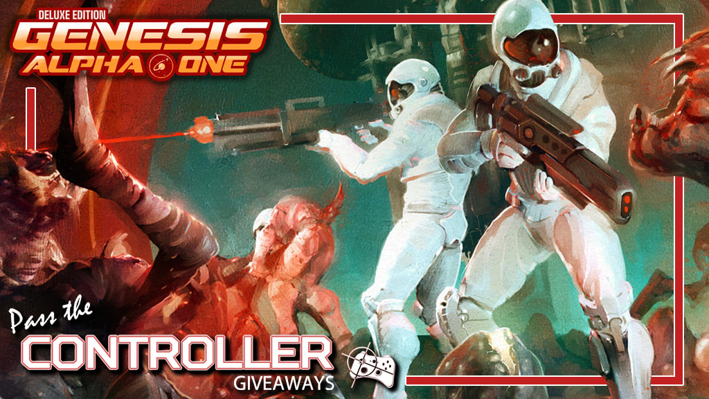 Genesis Alpha One Deluxe Edition Steam key giveaway - Pass the Controller