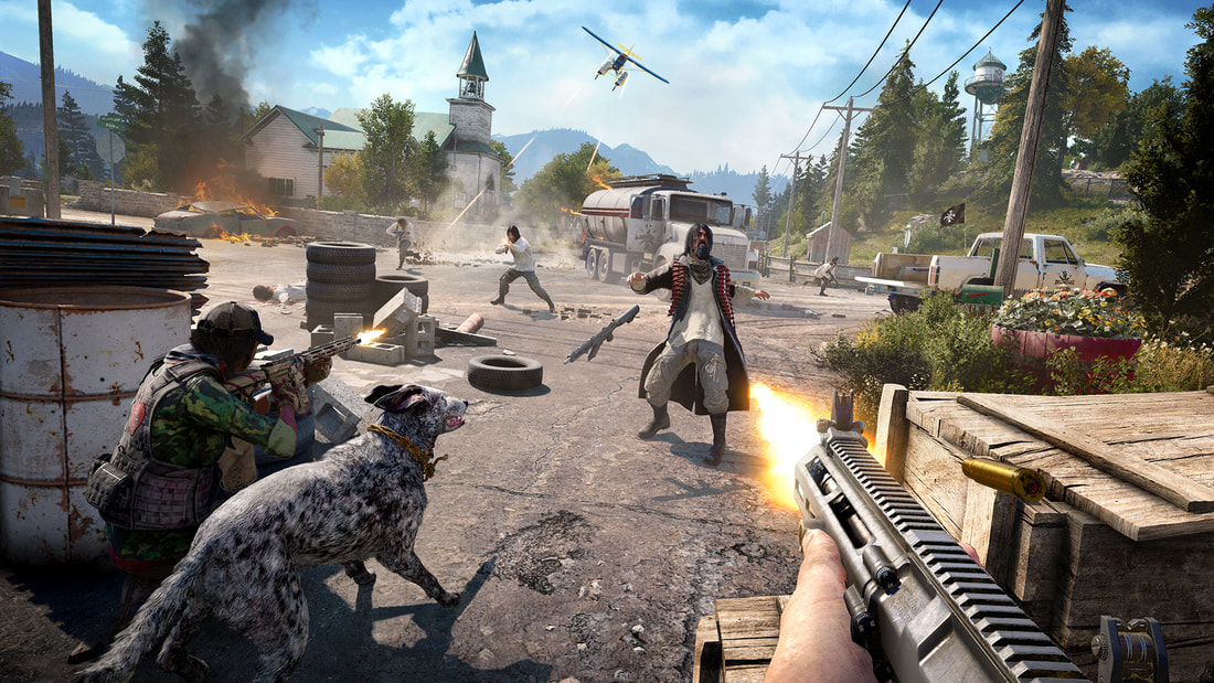 Far Cry 5 review - Pass the Controller