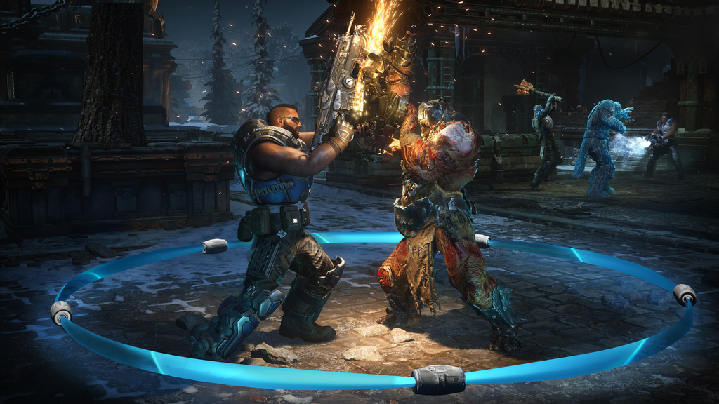 Go hands-on with Gears of War 5 in this weekend's Tech Test - Pass the Controller