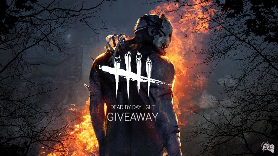Dead by Daylight Steam giveaway header - Pass the Controller