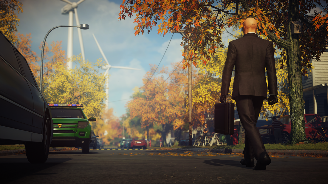 Hitman 2 review - Meet Hitman