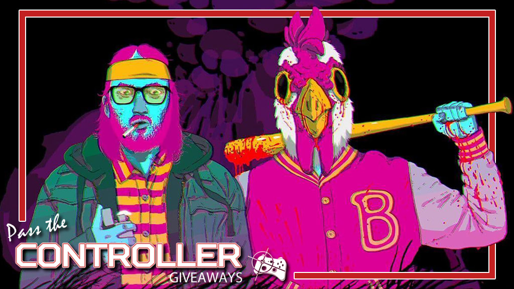 Hotline Miami Steam giveaway - Pass the Controller