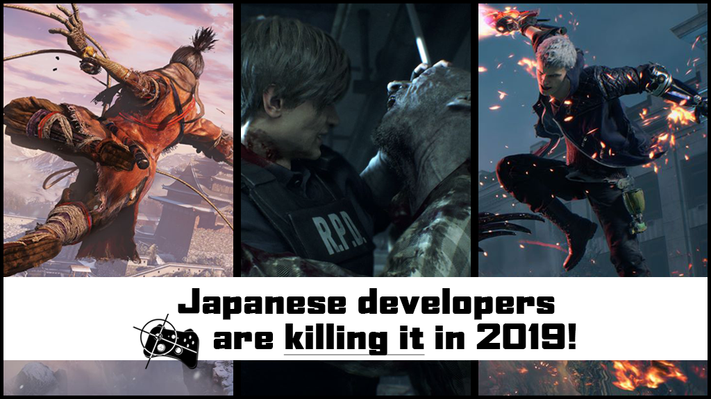 Japanese developers are killing it in 2019 - Pass the Controller