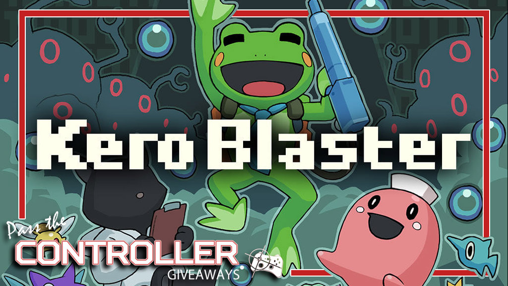 Kero Blaster Steam giveaway - Pass the Controller