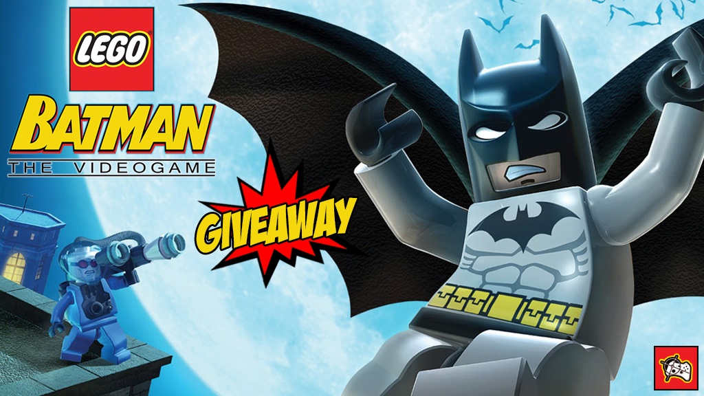 LEGO Batman series Steam giveaway