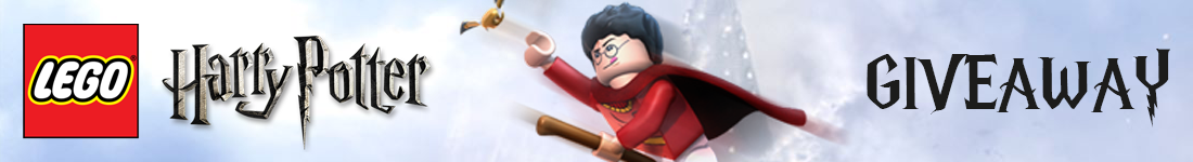 LEGO Harry Potter Years 1-7 Steam giveaway banner - Pass the Controller