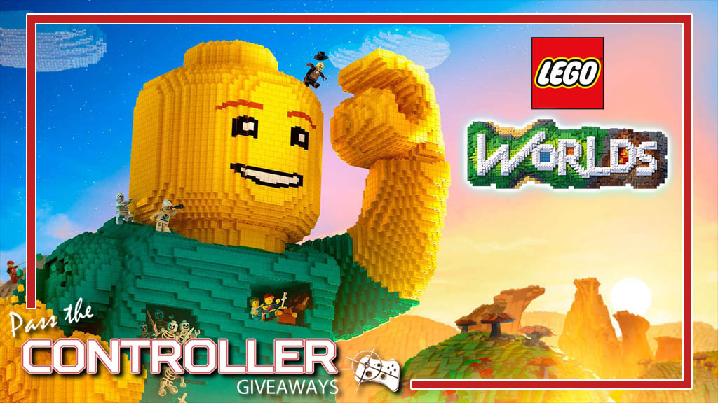 LEGO Worlds Steam giveaway - Pass the Controller