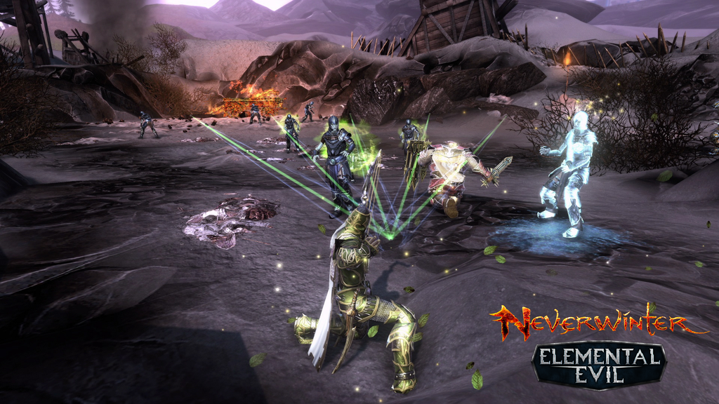 Neverwinter Elemental Evil - Pass the Controller