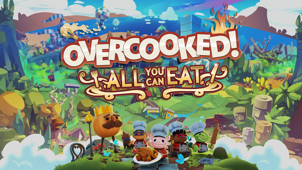 Overcooked!-All-You-Can-Eat