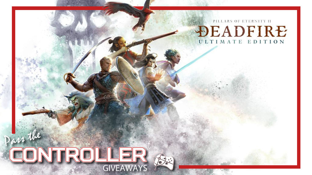Pillars of Eternity II Deadfire Ultimate Edition Xbox One giveaway - Pass the Controller