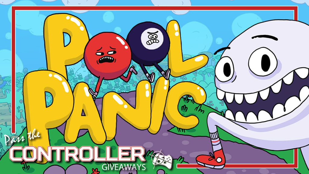 Pool Panic Steam giveaway - Pass the Controller