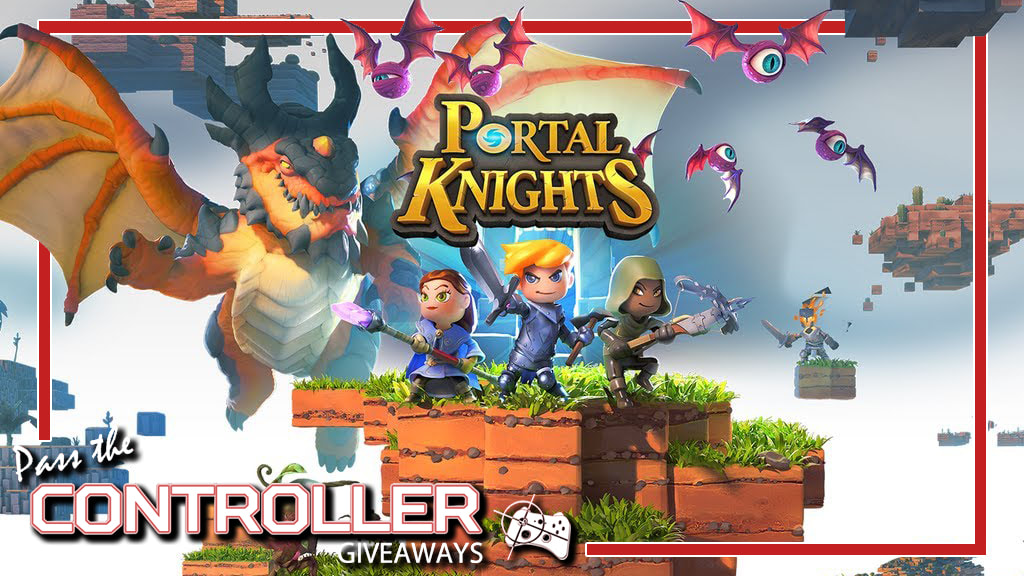 Portal Knights Steam giveaway - Pass the Controller