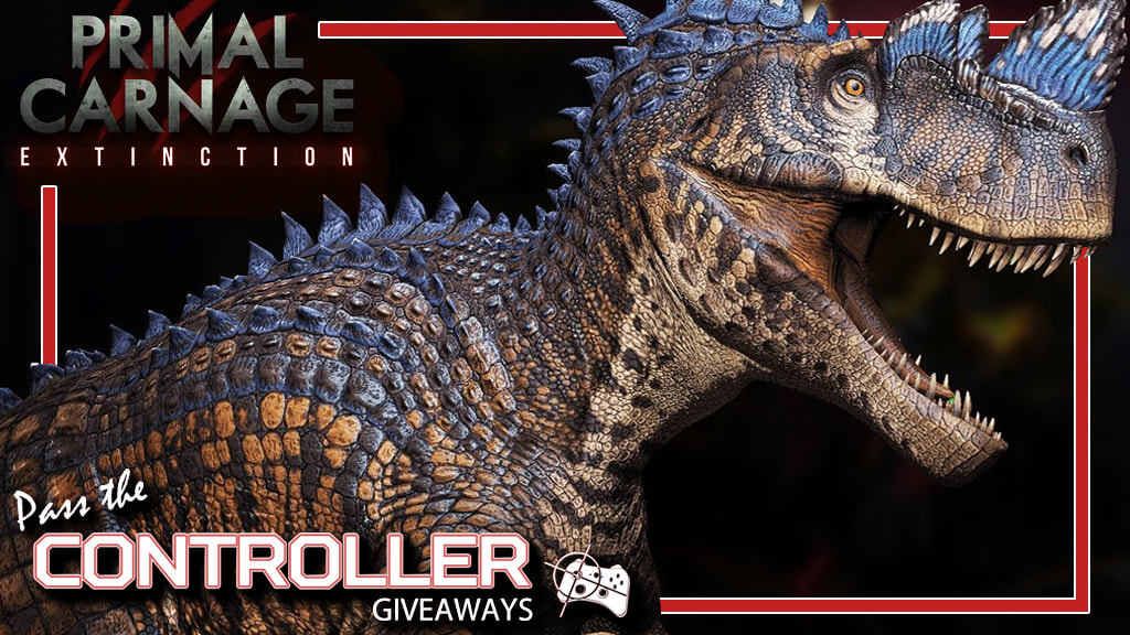 Primal Carnage Extinction Steam key giveaway - Pass the Controller