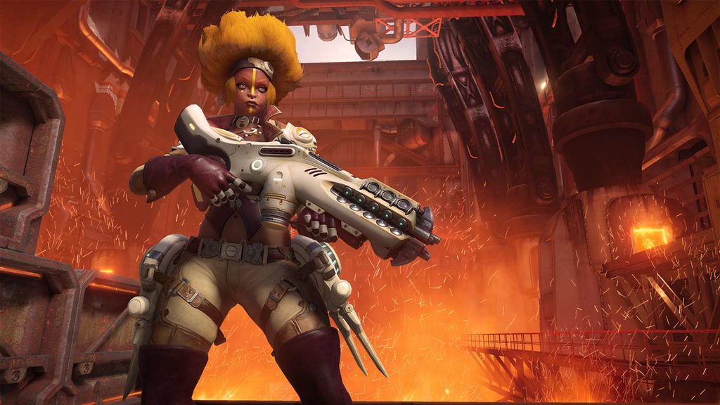 Raiders of the Broken Planet: Hades Betrayal Ayana Kwena - Pass the Controller