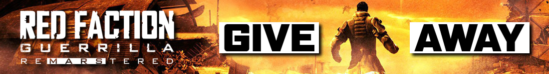 Red Faction Guerrilla Re-Mars-tered Steam giveaway banner - Pass the Controller