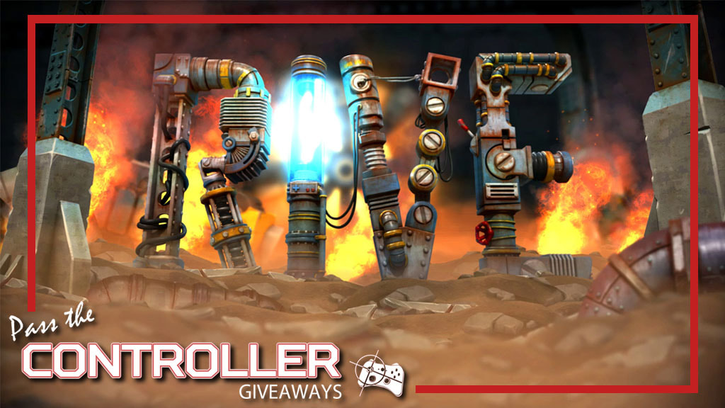 RIVE Steam giveaway - Pass the Controller