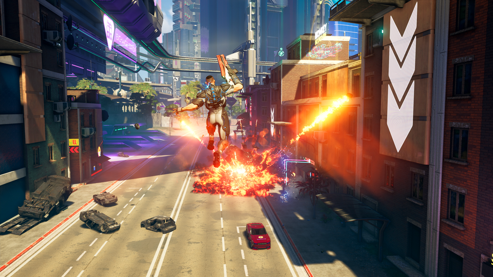 Crackdown 3 | Xbox One | Review - Pass the Controller