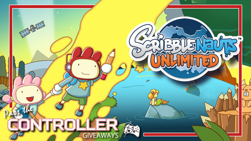 Scribblenauts Unlimited Steam giveaway - Pass the Controller