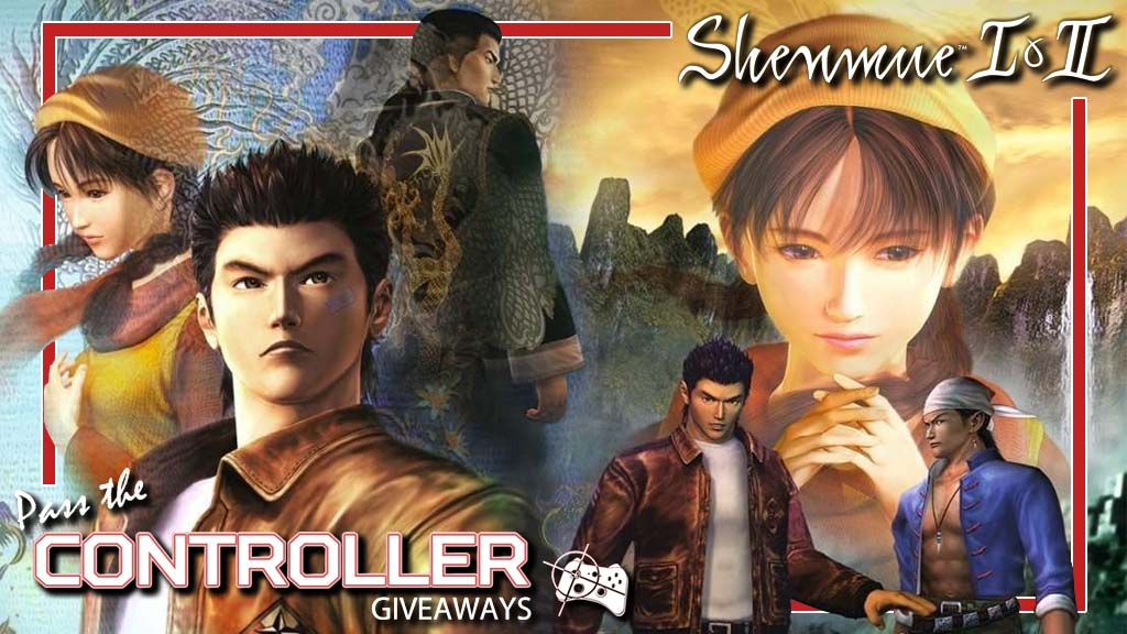 Shenmue 1 & 2 HD Collection Steam giveaway - Pass the Controller