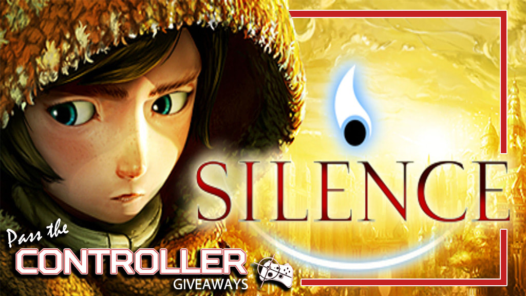 Silence Steam giveaway - Pass the Controller