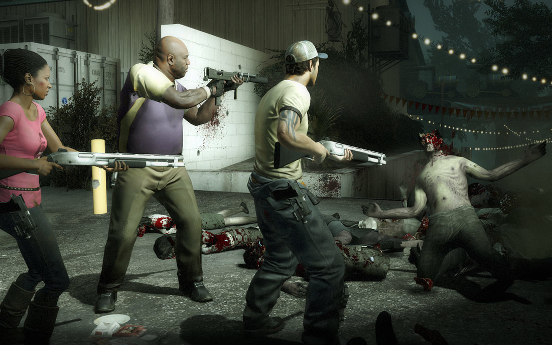 Three franchises that deserve a Left 4 Dead-style spin-off - Pass the Controller