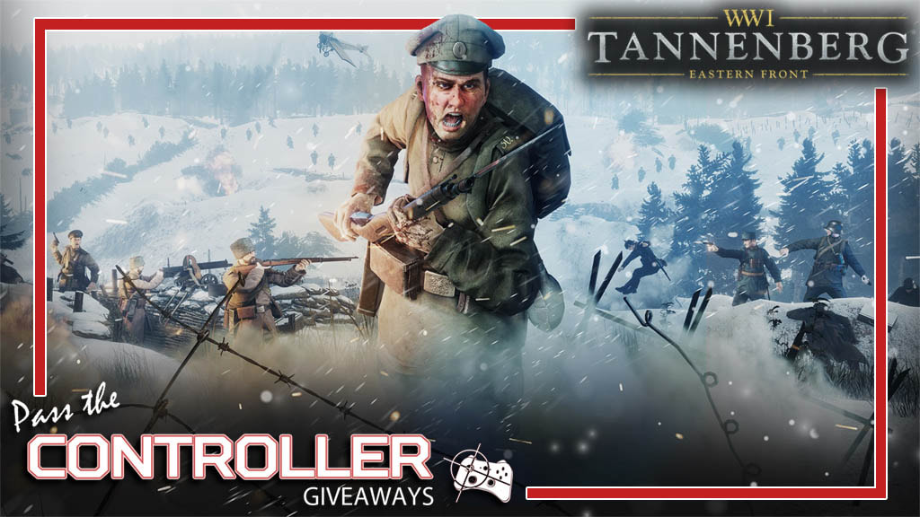 Tannenberg Xbox One giveaway - Pass the Controller