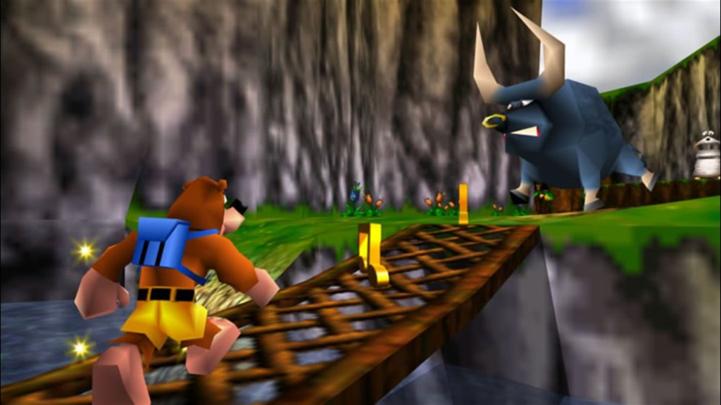 Team Talk | What classic game has stood the test of time? - Banjo-Kazooie - Pass the Controller
