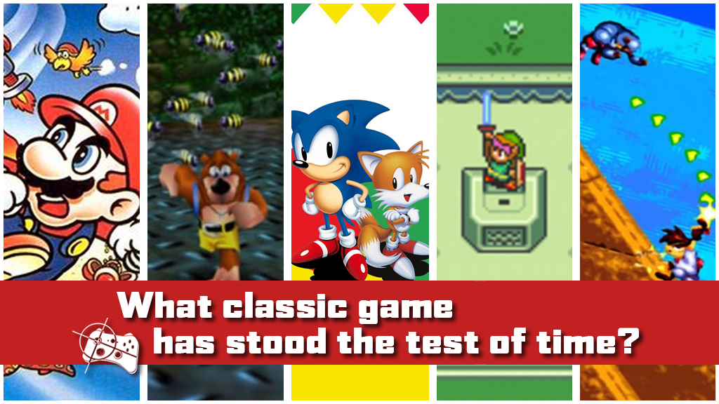 Team Talk | What classic game has stood the test of time? - Pass the Controller