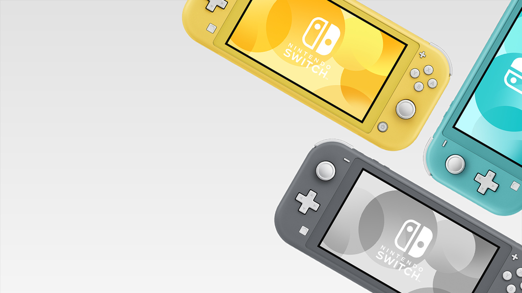 Team Talk | What do you think of the Nintendo Switch Lite? - Switch Lite colours - Pass the Controller