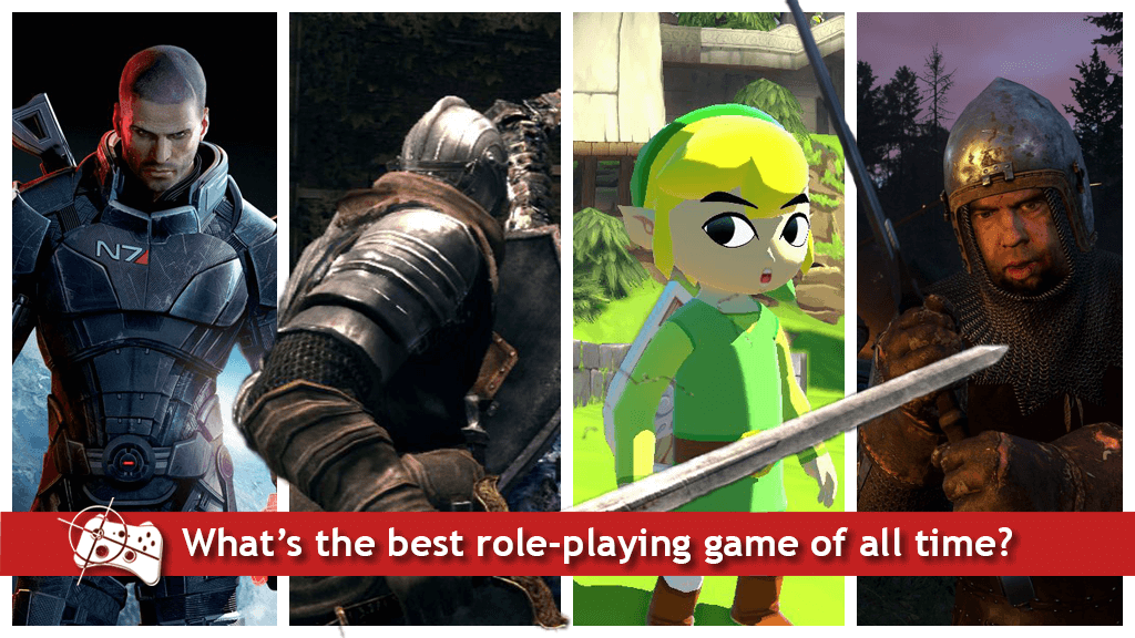 Team Talk | What's the best role-playing game of all time? - Pass the Controller