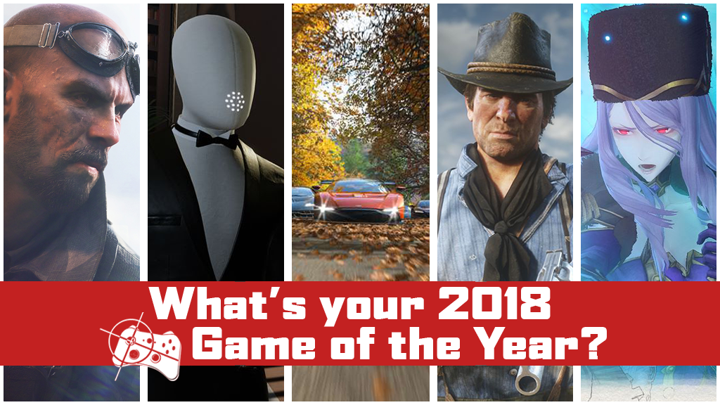 Team Talk | What's your 2018 Game of the Year? - Pass the Controller