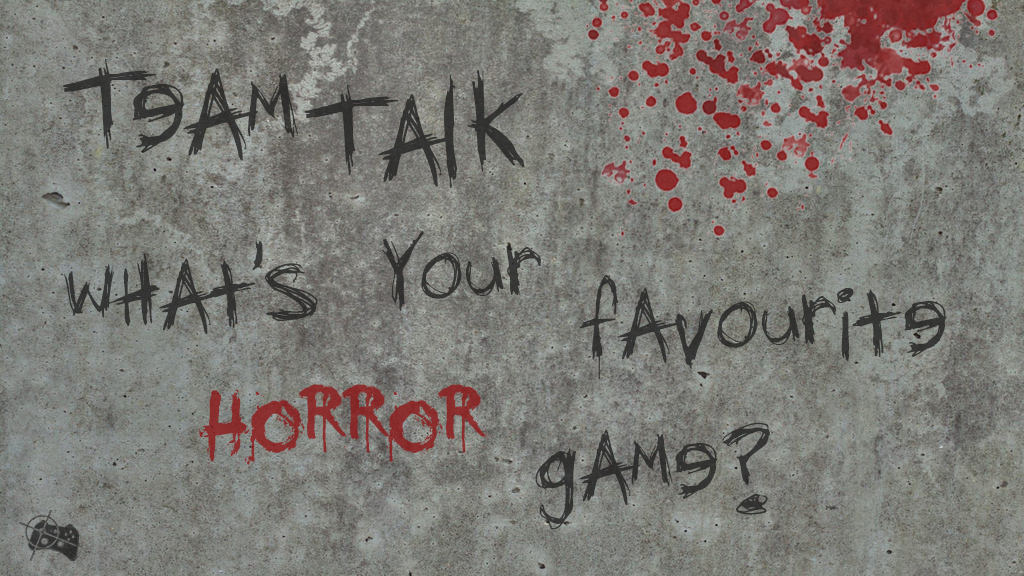Team Talk | What's your favourite horror game? - Pass the Controller