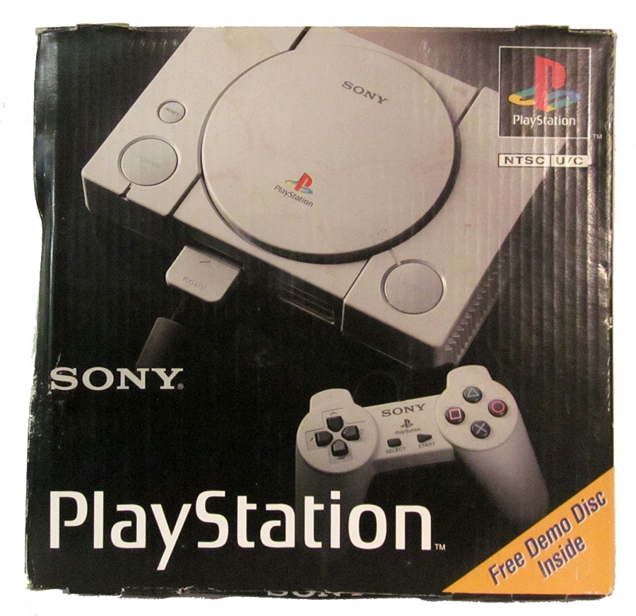 Team Talk | What's your fondest Christmas gaming memory? - Original Sony PlayStation packaging - Pass the Controller