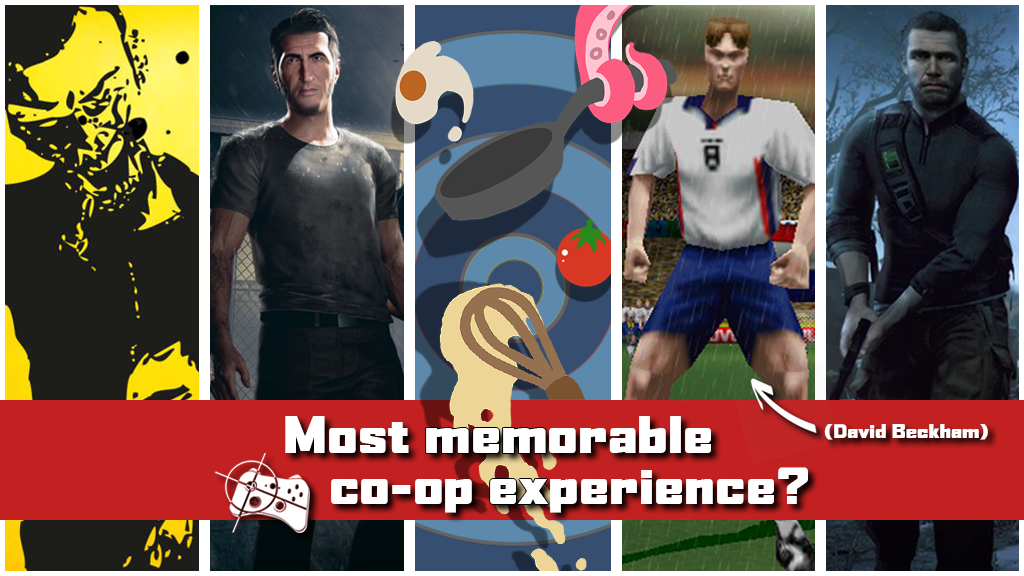Team Talk | What's your most memorable co-op experience? - Pass the Controller